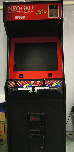 Neo Geo Cabinet