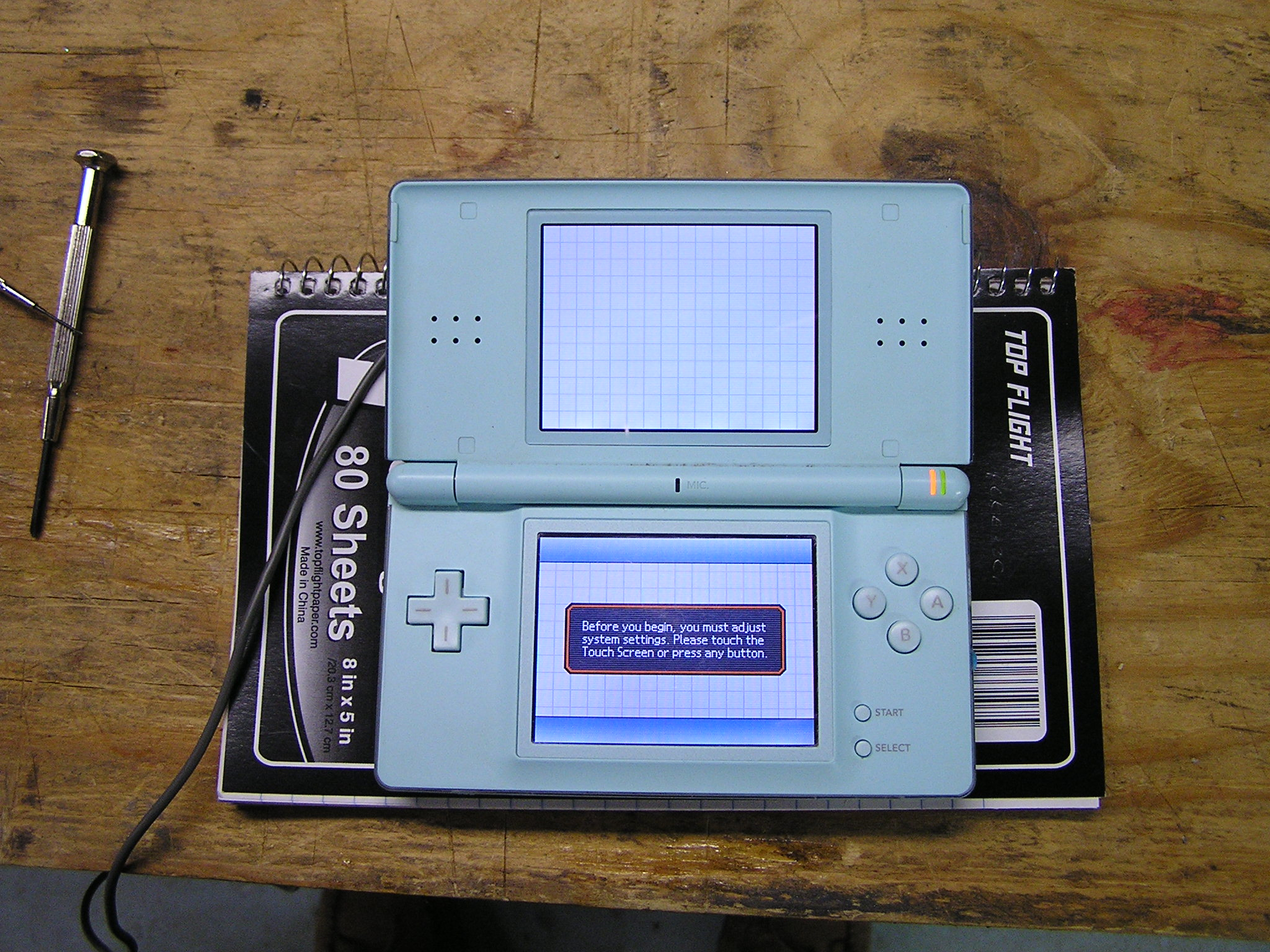 Working DS Lite