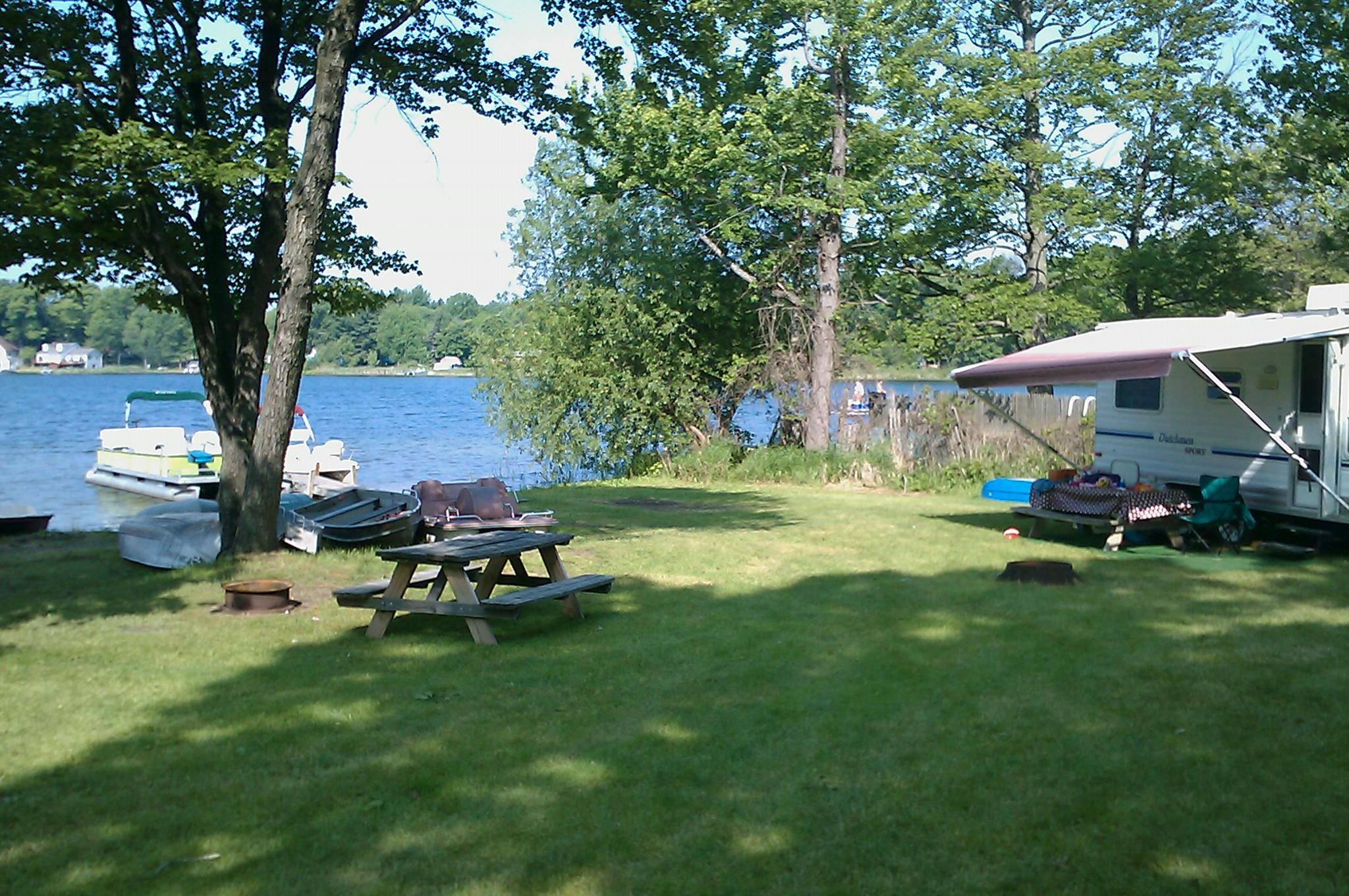 Kings Landing Campground 2012