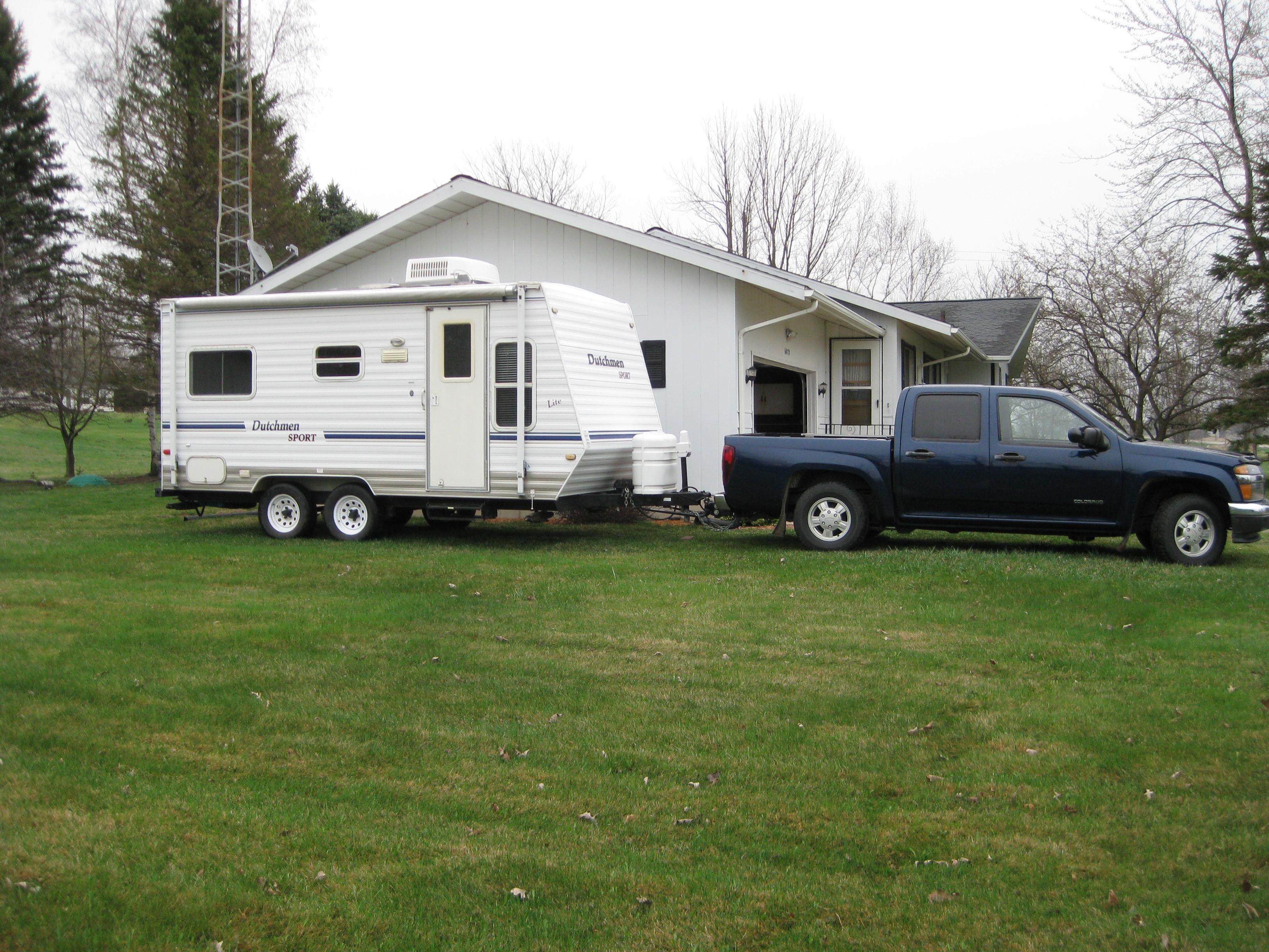 My New Camper