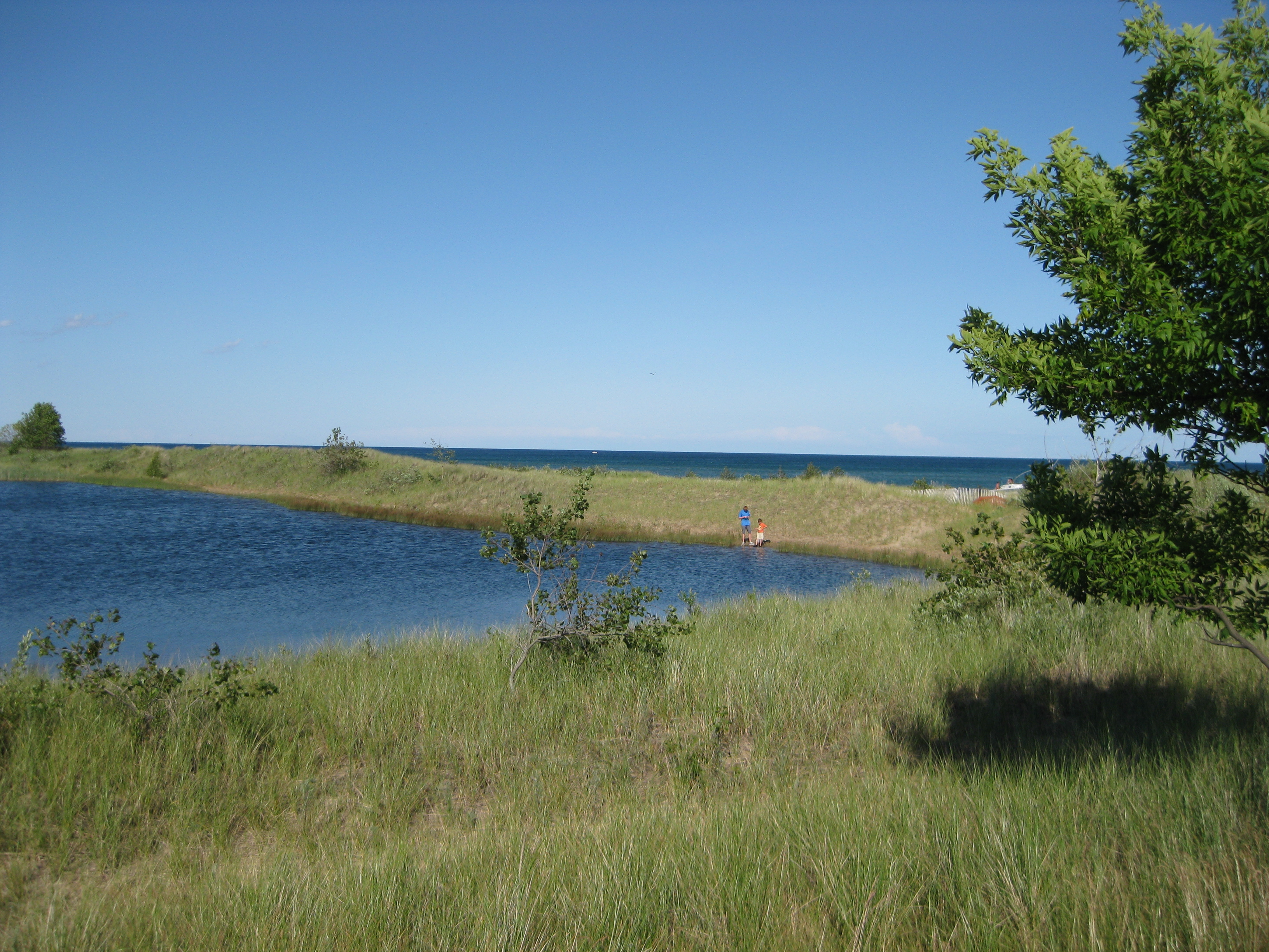 Tawas State Campground 2009