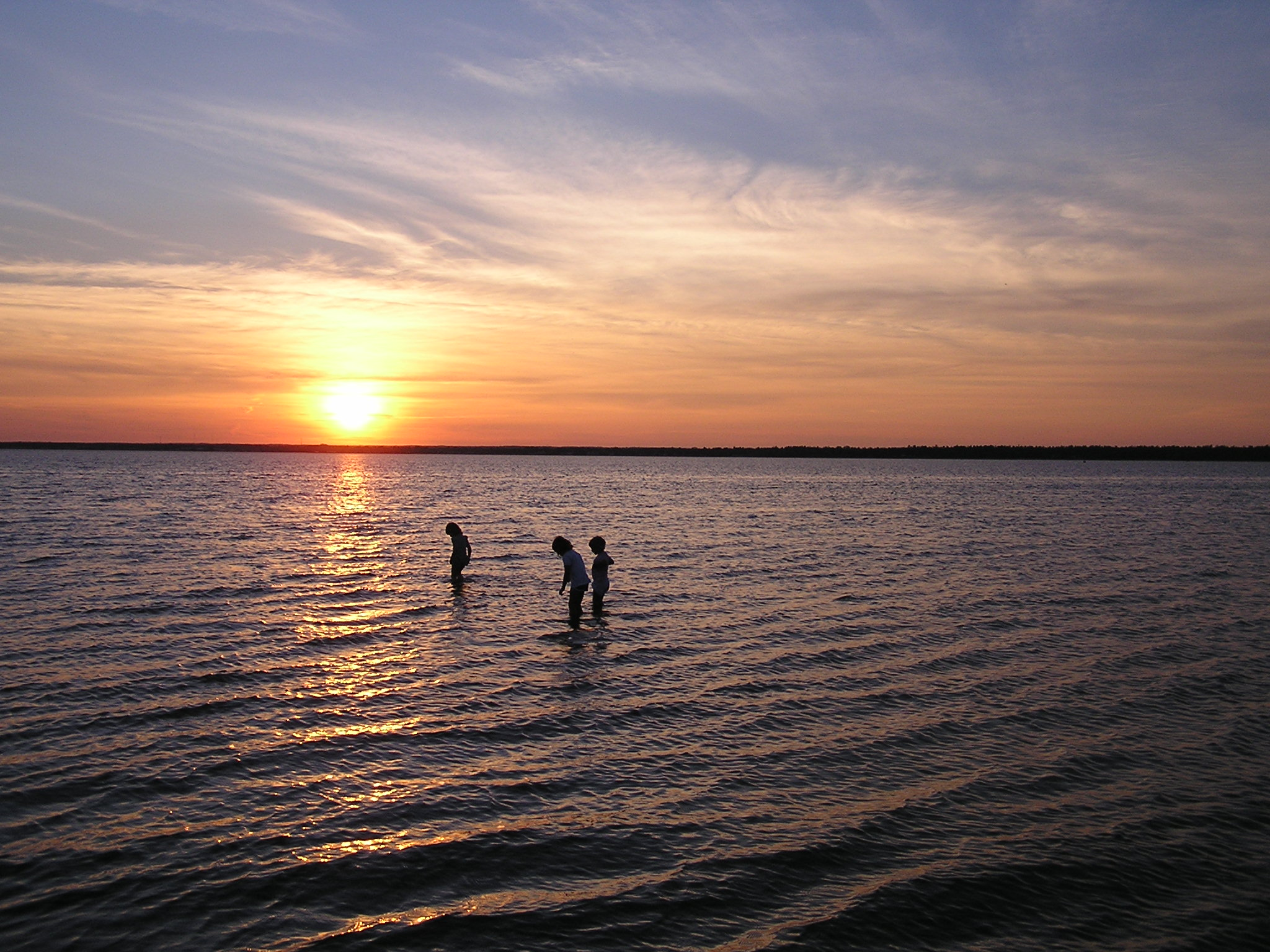 Tawas State Campground 2010