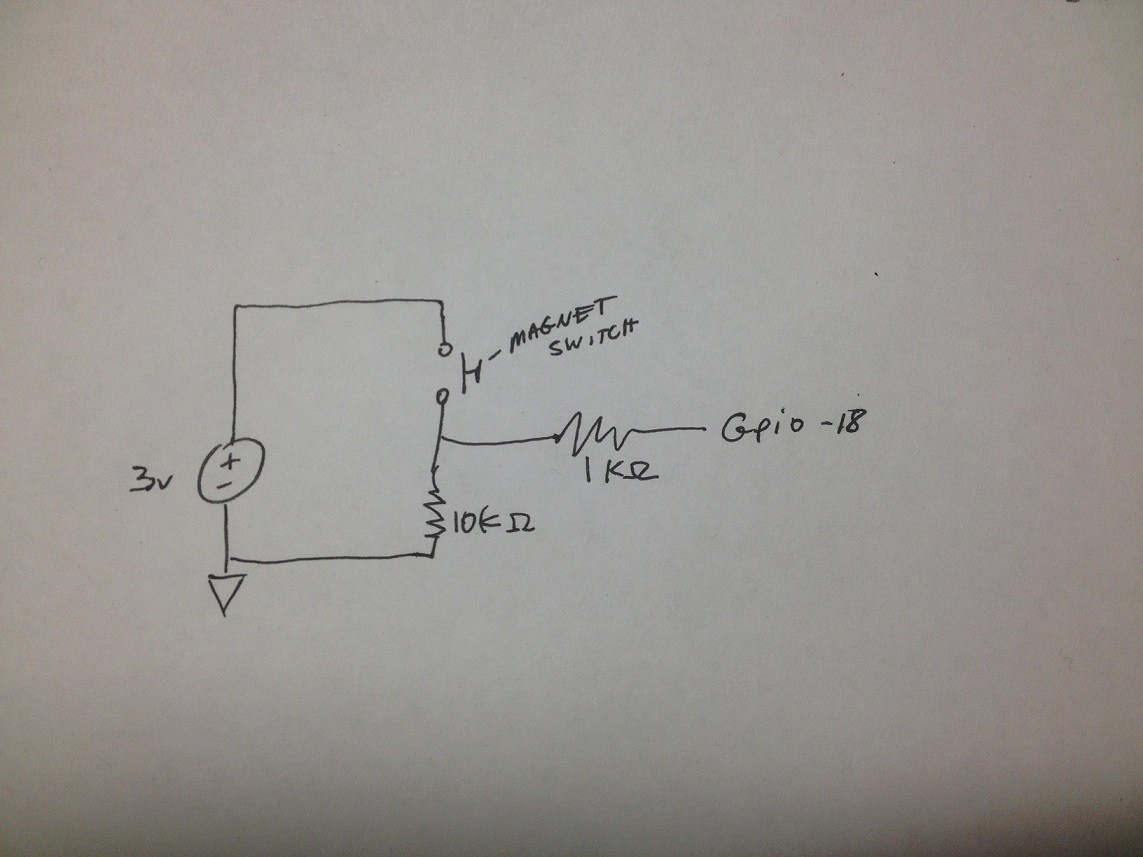 Magnet Switch Interface