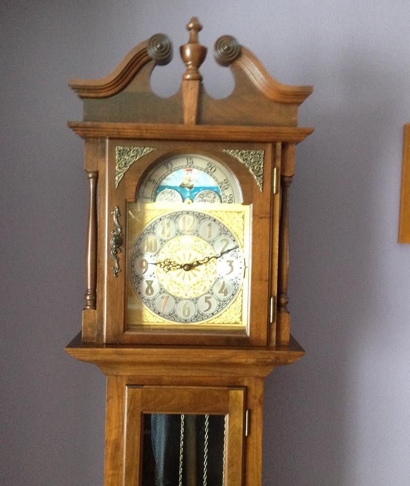 Emperor 300M Grandfather Clock