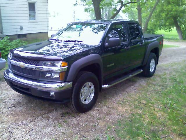 2004 Chevy Colorado